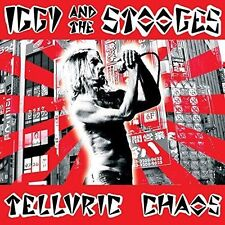 Iggy and The Stooges Telluric Chaos Coloured Vinyl 2lp in Stock