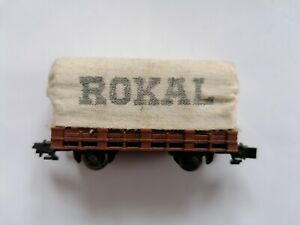 "Rokal TT - Planwagen ""ROKAL"" - StofBezug"