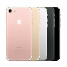 APPLE iPhone 7 32GB 128GB 256GB 12.0MP iOS Mobile Smartphone All Colours