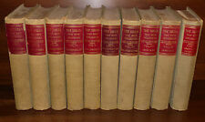 The Ideas that Have Influenced Civilization 10 Volume Grand de Luxe Edition 1903