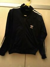 """ ADIDAS"" ZIP JACKET,SIZE 32""-34"" CHEST,NAVY BLUE,EXCELLENT CONDITION"