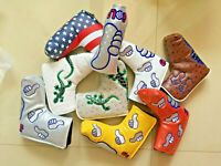 1x Golf Putter Cover Headcover Magnet For Scotty Cameron Odyssey Bettinardi Ping
