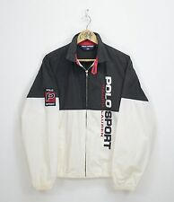 Mens POLO SPORT Ralph Lauren Vintage Jacket Spell Out Big P Size M