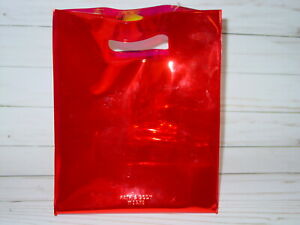 BATH & BODY WORKS CANVAS,PLASTIC/PVC BAGS GREAT FOR GIFTS, MAKE UP *CHOOSE STYLE