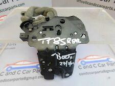 Audi TT 8J  Rear Boot Tailgate Lock Mechanism 8P4827505C      27.3