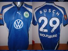 VFL Wolfsburg BUSCH 29 Player Issue Shirt Jersey Trikot Adidas XXL Top Match