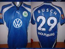 VFL Wolfsburg BUSCH 29 Player Issue Shirt Jersey Trikot Adidas XXL Top Match