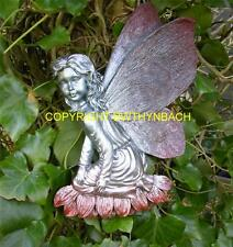NEW DESIGN RUBBER LATEX MOULD MOLD MOULDS TO MAKE FAIRY FAIRIE WALL PLAQUE 2