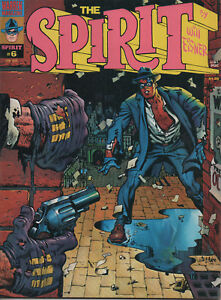 Spirit #6 February 1974 Warren Bronze Age Comic Magazine 6.5 FN+