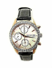 Stainless Steel Case Casual Watches with Chronograph
