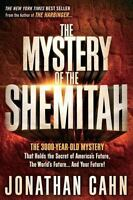 The Mystery of the Shemitah by Jonathan Cahn paperback FREE SHIPPING