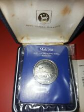 Malaysia 25th Anniversary of the Independence of Malaysia Proof Coin