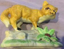Red Fox Cub Figurine