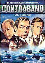 CONTRABAND - DVD - Region 1 - Sealed