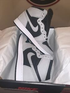 SHIPS TODAY New Nike Air Jordan 1 High OG Shadow 2.0 GS 575441-035 Size 6.5Y