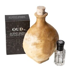 Aged Cambodian Oud Direct From Scent Salim's Distillery 3ml Bottle
