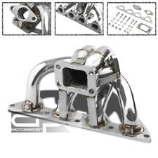 STAINLESS T3 RACING SPORT TURBO MANIFOLD 92-96 HONDA PRELUDE Si/95 SE BB2 H23A1
