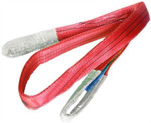 Webbing Sling 5Tonne 7m Lifting Strap Red Premium Quality