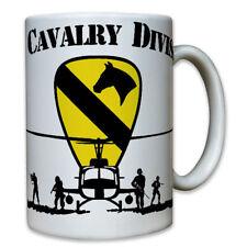 1st Cavalry Division Airmobile Vietnam USA Hubschrauber US Army Tasse #7819