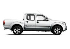 gt stripe decal set for Nissan Navara and custom for  4WD Ute Sedans Twin Cabs
