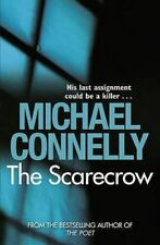 MICHAEL CONNELLY _____ THE SCARECROW _____ BRAND NEW ___ FREEPOST UK