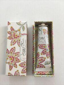 Margot Elena LIBRARY OF FLOWERS Honeycomb Handcreme Hand Cream 2.3 oz