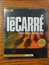 Tinker, Tailor, Soldier, Spy by John Le Carré (2010, CD, Unabridged)