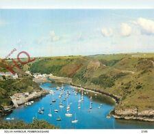 Picture Postcard; Solva Harbour