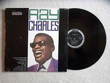 """LP RAY CHARLES """"Ray Charles"""" JOKER SM 3712 ITALY £"""