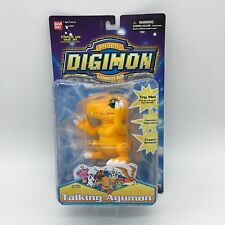 2000 Bandai Digimon Talking Agumon Action Figure #3911