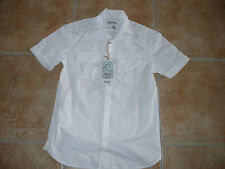 Patternless Short Sleeve Casual Shirts & Tops for Men NEXT