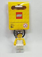Brand New Lego - Ballerina Keyring (2017) - Series 15 Minifigures - 853667