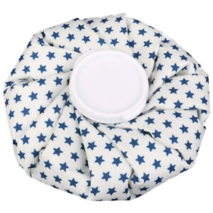Ice bag for Pain Relief 9Inch Pentacle, White E6C3