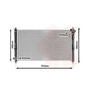 Kühler, Motorkühlung VAN WEZEL 32002207 für MITSUBISHI