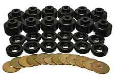 Energy Suspension Body Mount Set Black for 00-07 Tahoe # 3.4156G