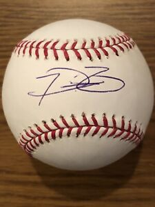 Prince Fielder Autographed ROMLB #2 (Mounted Memories)