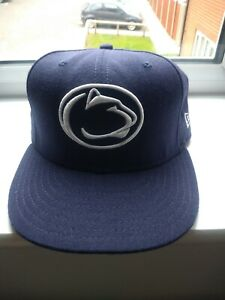 Penn State University New Era 59Fifty Fitted Cap 7 1/2