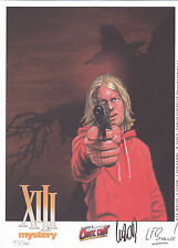 XIII Mystery Bollee Cuzor EX-LIBRIS 200 EXEMPLAIRES N°/S