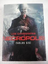 Los Caminantes,Necropolis,Carlos Sisi,Ed.Dolmen 2010