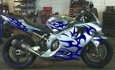 BURN-Sport bike Graphics, motorcycle decals, stickers