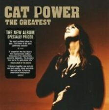 The Greatest by Cat Power (CD, Sep-2006, Matador (record label))