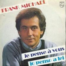 FRANK MICHAEL 45 TOURS BELGIQUE JE PENSE A VOUS