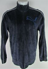Puma Men's Velvet Full-Zip Track Jacket