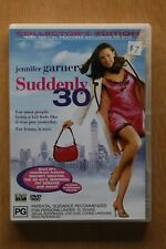 Suddenly 30 (DVD, 2005)    Preowned (D191)