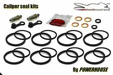 Suzuki GSX-R 1000 K3 front Tokico radial brake caliper seal repair kit K3 2003
