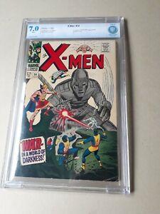 Uncanny X-Men #34 CBCS 7.0  NOT CGC1967