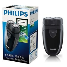 Philips Electric Shaver Plus CloseCut Shaving Cordless 2AA Battery PQ203/17 New
