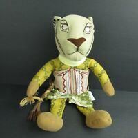 "Disney Nala The Lion King Broadway Musical 9.5"" Bean Bag Plush Doll"