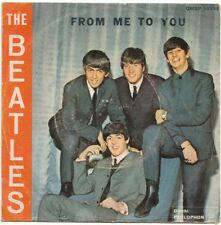 "7"" ITALY  - THE BEATLES - ""FROM ME TO YOU"" -1a STAMPA BLU LABEL - PRE BEAT -"