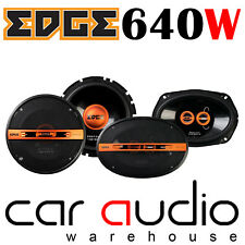 BMW Mini One R50 Harmon Kardon EDGE 640 Watts Front & Rear Car Speaker Kit